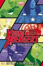 Gillen, Kieron Young Avengers 1