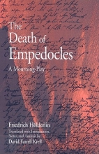 Holderlin, Friedrich The Death of Empedocles