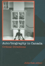 Auto/Biography in Canada