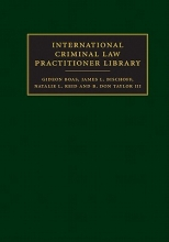 Boas, Gideon International Criminal Law Practitioner Library