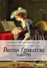 Jr., DeMaria, Robert British Literature 1640-1789