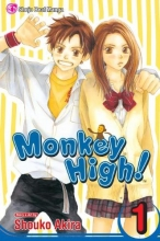 Akira, Shouko Monkey High!, Volume 1