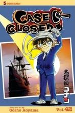 Aoyama, Gosho Case Closed 42