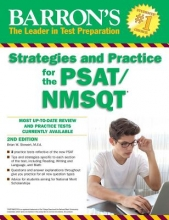 Stewart, Brian W. Barron`s Strategies and Practice for the PSAT/NMSQT, 2nd Edition