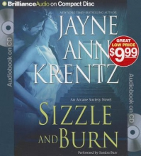 Krentz, Jayne Ann Sizzle and Burn
