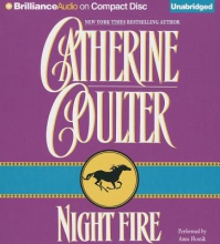 Coulter, Catherine Night Fire