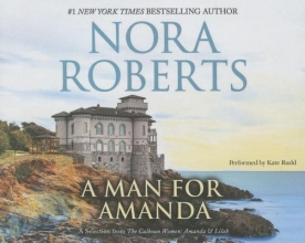 Roberts, Nora A Man for Amanda