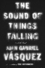Vasquez, Juan Gabriel The Sound of Things Falling