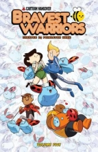 Burns, Breehn,   Johnson, Jason Bravest Warriors 5