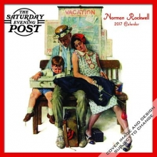 Browntrout Publishers, Inc Norman Rockwell 2017 Square