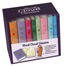 Bronte, Charlotte Word Cloud Box Set, Lavender