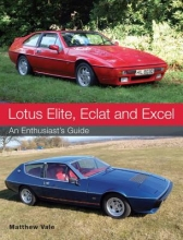Matthew Vale Lotus Elite, Eclat and Excel