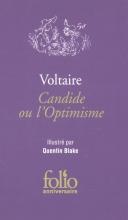 Voltaire Candide Ou L`Optimisme, Illustre Par Quentin Blake