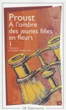 Marcel  Proust PROUST*L`OMBRE DES JEUNES FILLES EN FLEURS, Vol.1
