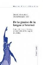 de la Genese de la Langue A Internet