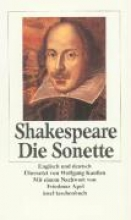 Shakespeare, William Die Sonette