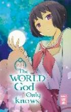 Wakaki, Tamiki The World God Only Knows 21