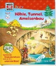 Herrmann, Heike WAS IST WAS Junior Band 21. Höhle, Tunnel, Ameisenbau