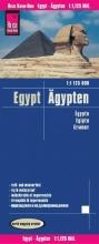 , Reise Know-How Landkarte Ägypten (1:1.125.000)