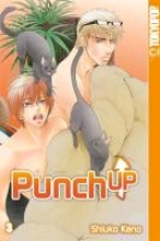 Kano, Shiyuko Punch Up 03