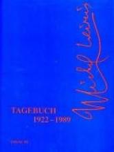 Leiris, Michel Tagebücher 1922-1989