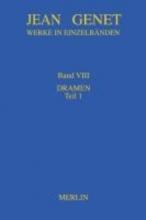 Genet, Jean Werkausgabe, Band VIII