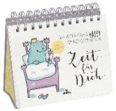 Brandes, Silke Happy me Postkartenbuch Zeit fr dich