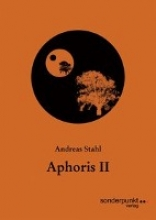 Stahl, Andreas Aphoris II