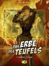 Felix, Jérôme Das Erbe des Teufels 1