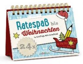 Golluch, Norbert Ratespaß bis Weihnachten