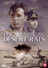 The Desert Rats DVD /