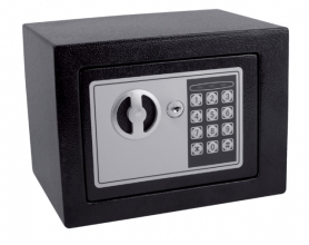 , Kluis Pavo mini 230x170x170mm elektronisch zwart