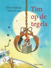 Tjibbe Veldkamp , Tim op de tegels