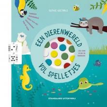 Ruthje Goethals , Een dierenwereld vol spelletjes