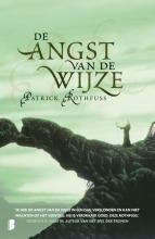 Patrick Rothfuss , De angst van de wijze