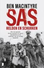 Ben  Macintyre SAS: helden en schurken