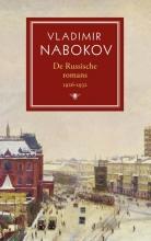 Vladimir  Nabokov De Russische romans 1 1926-1932