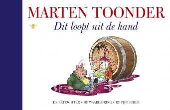 Marten  Toonder Alle verhalen van Olivier B. Bommel en Tom Poes 42 : Dit loopt uit de hand