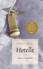 Mars, Emma Hotelle-trilogie / Kamer 1 : de zoektocht