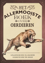 Tom Jackson , Het allermooiste boek over oerdieren