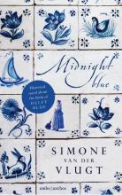 Simone van der Vlugt Midnight blue (Engelstalige editie van Nachtblauw)