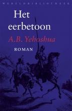 A.B.  Yehoshua Het eerbetoon