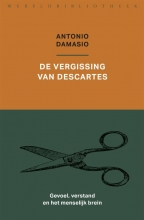 Antonio  Damasio De vergissing van Descartes