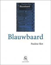 Pauline  Slot Blauwbaard (grote letter) - POD editie