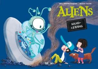 Alice  Brière-Haquet Handleiding Aliens