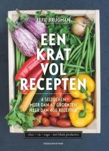 Eefje  Brugman Een krat vol recepten