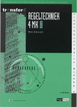 A. de Bruin , Regeltechniek 4 MK DK 3402 Werkboek