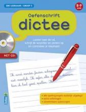 Moniek  Vermeulen, Ina  Hallemans Oefenschrift dictee met CD 8-9 j. groep 5