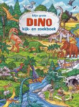 Caryad , Mijn grote Dino kijk en zoekboek