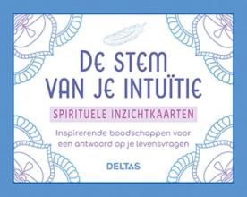 Christian  Vandekerkhove De stem van je intuïtie - spirituele inzichtkaarten